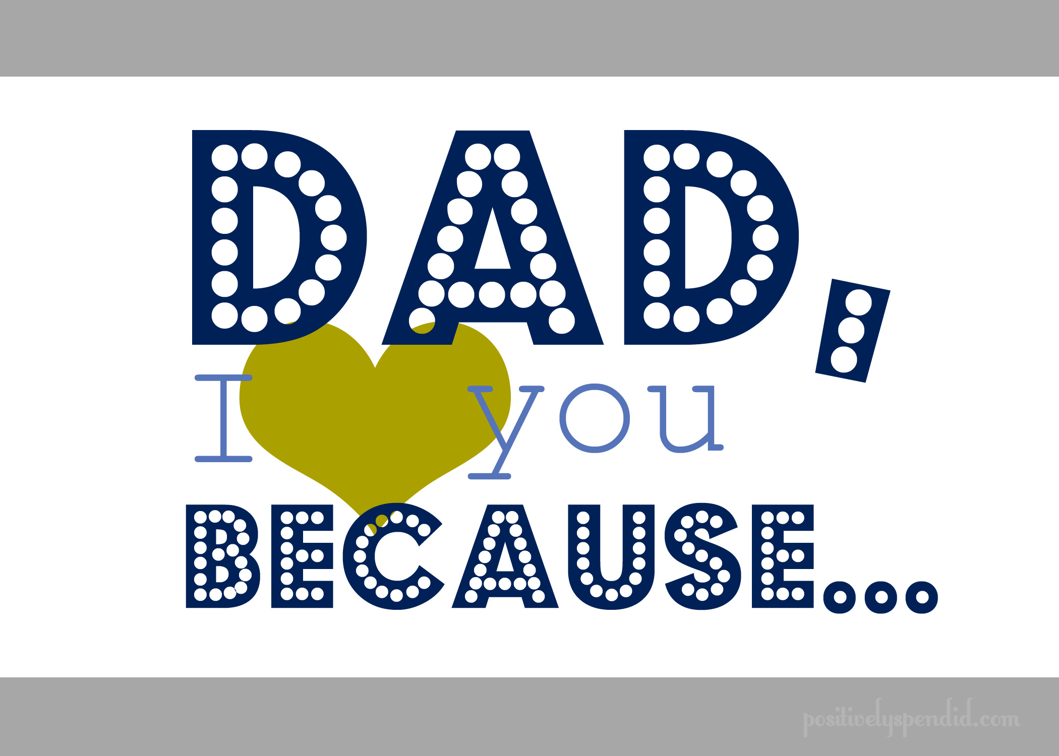 Father S Day Photo Collage Printables