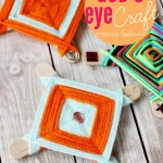 God's Eye Kids' Craft