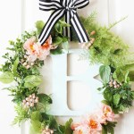 Botanical Spring Wreath #MichaelsMakers