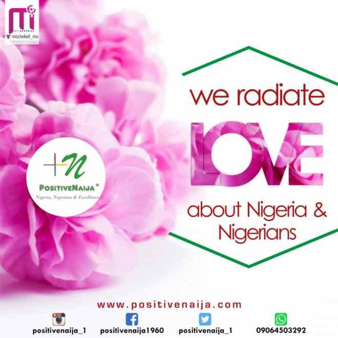 Positive News for Nigeria