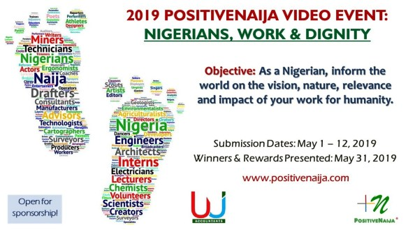 dignity of the work of Nigerians
