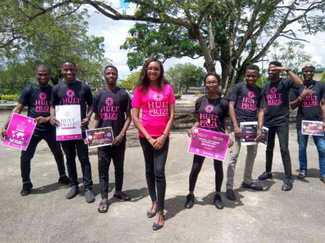 Organising Team Hult Prize University of Port Harcourt