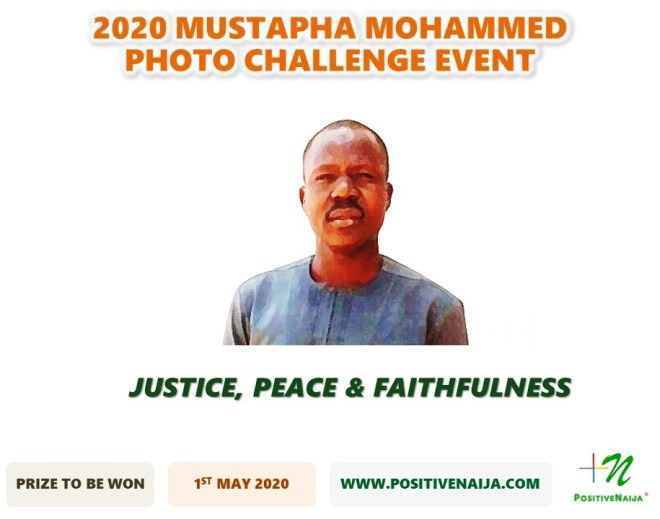 Mustapha Mohammed Photo Challenge