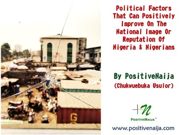 Reputation Of Nigeria