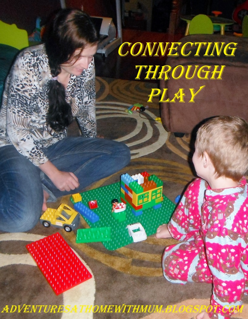 Connecting with Children Through Play