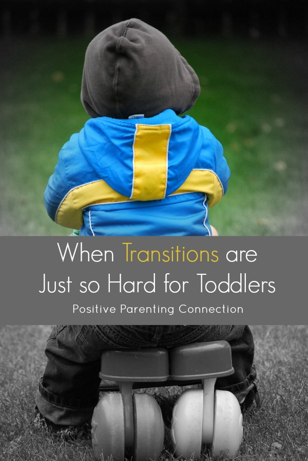 When Transitions Are Just So Hard for Toddlers