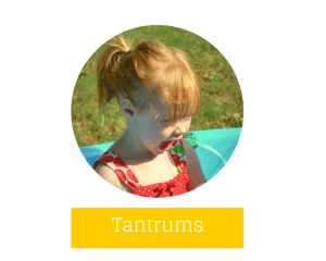 Tantrums and Positive Parenting