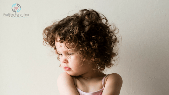 Toddler Misbehavior Improves with Positive Discipline