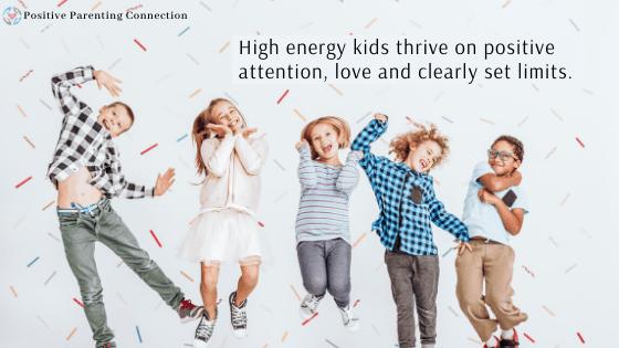 hyper child discipline tips