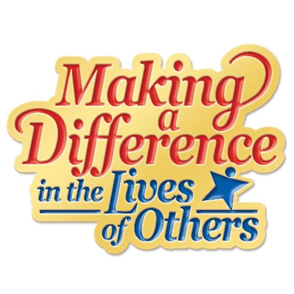 making difference in lives
