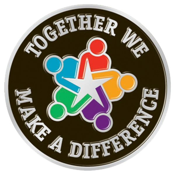 make difference lapel