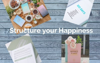 Structure your Happiness – 100 days experiment.