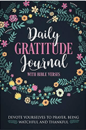 Thankful for Old - Daily Gratitude Journal - simple way to collect and see all you're grateful for - #30DaysofThankfulness