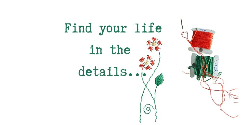 Details - they make up your life