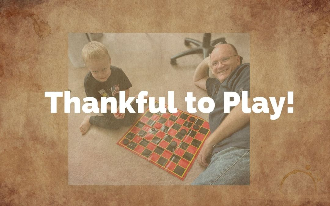 Thankful to play.