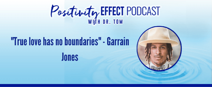 136: Raising Our Voice For Unity And Change – Garrain Jones