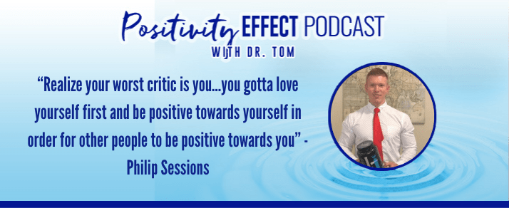 137: Setting The Right Example Through Healthy Eating & Exercise – Philip Sessions