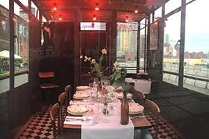 posse,private dining, katendrecht,food, rotterdam