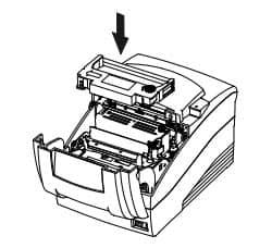 Replacing & Installing Printer Ribbons & Paper Rolls In