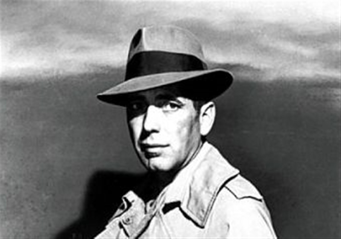 Image result for images of bogart as sam spade