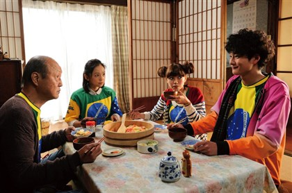 "20140403HOMourningRecipe The Japanese film ""Mourning Recipe,"" about a depressed widower and his daughter whose marriage is failing, screens on May 4 at the Regent Square Theater."