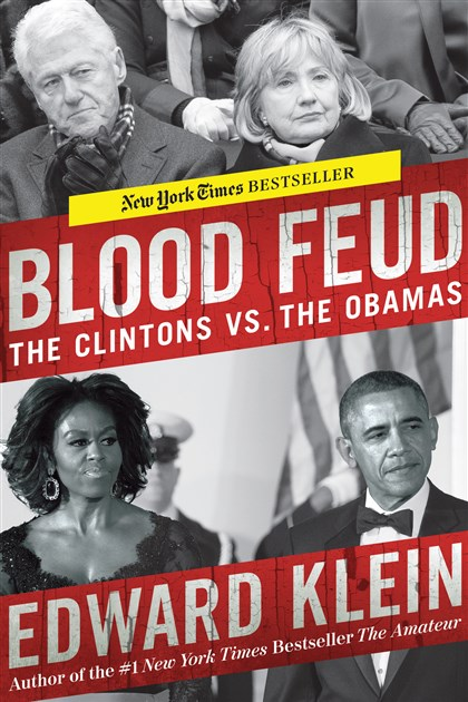 Image result for blood feud ed klein
