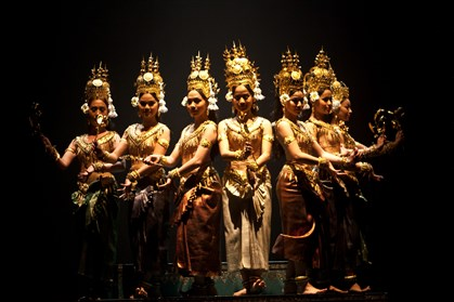 20141104hoCambodiaMag04 The Royal Ballet of Cambodia.