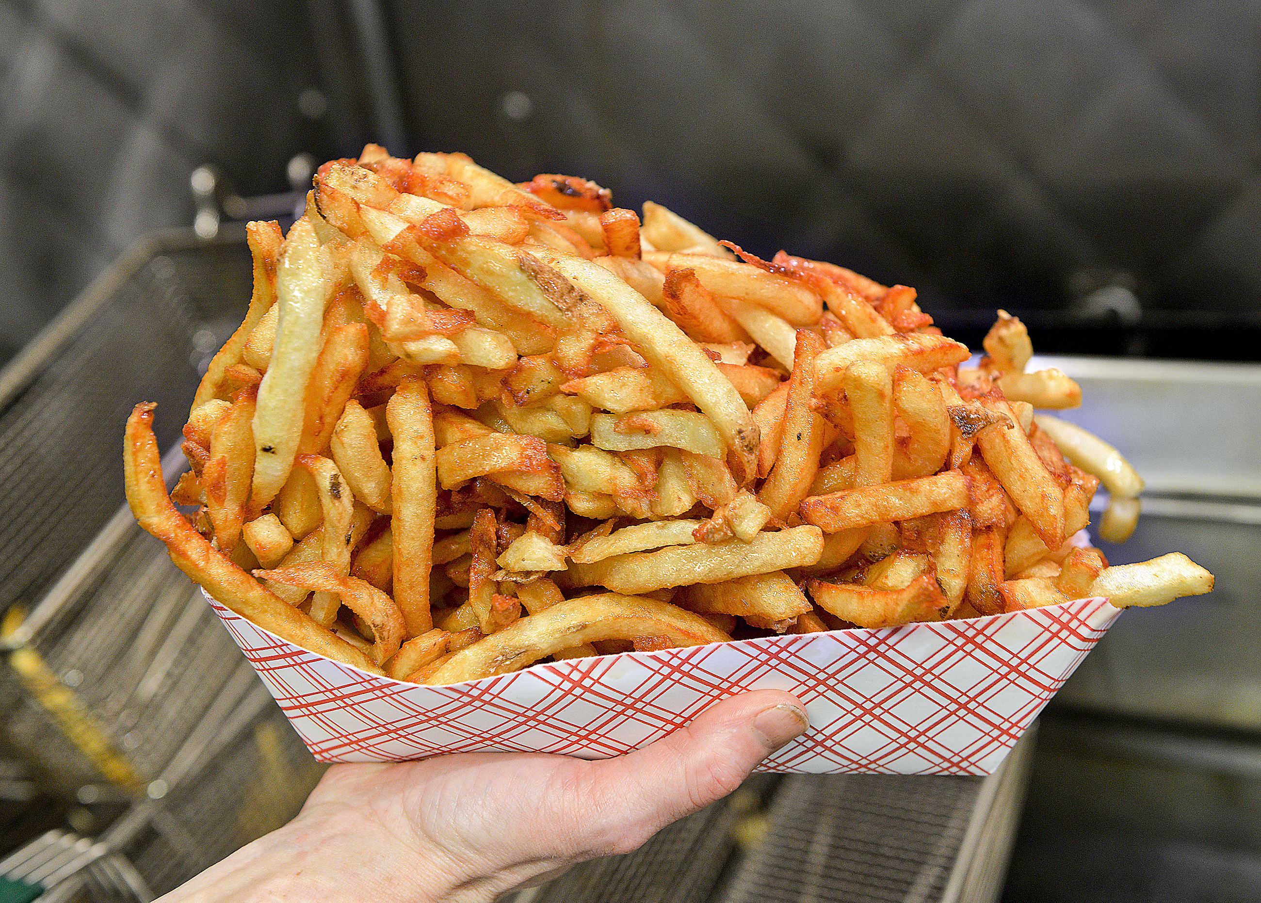Dine: On a mission to find the best french fries in ...
