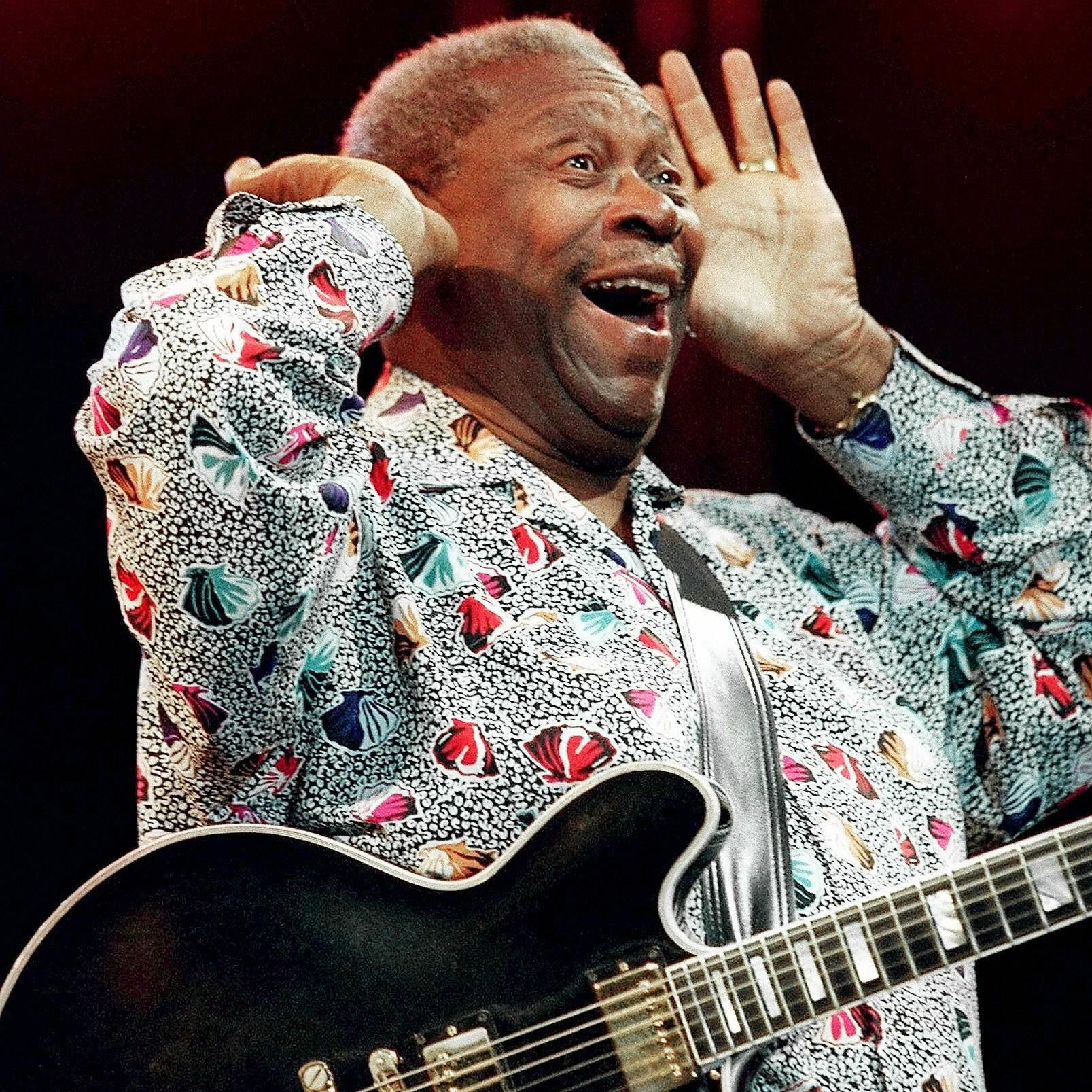 Obituary B B King He Was King Of The Blues