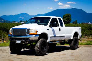 Ford F250 Supercharged ECUMaster DET3