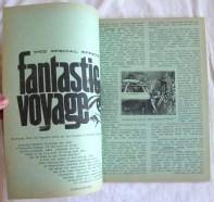 Cinefantastique #1 from April, 1967