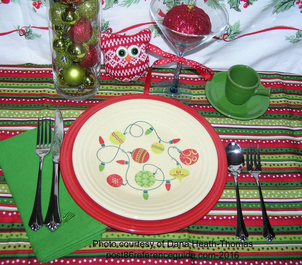 Fiesta Ornament