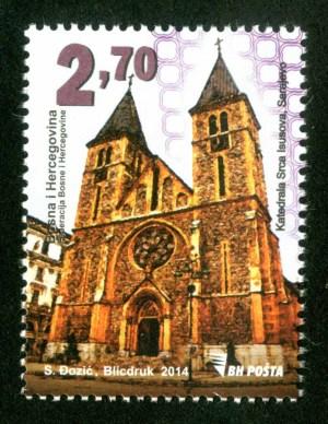 Sakralni Objekti – Katedrala Srca Isusova-Sarajevo