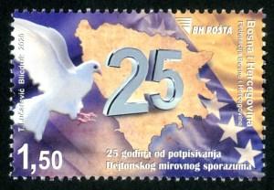 25 Godina Od Potpisivanja Dejtonskog Mirovnog Sporazuma