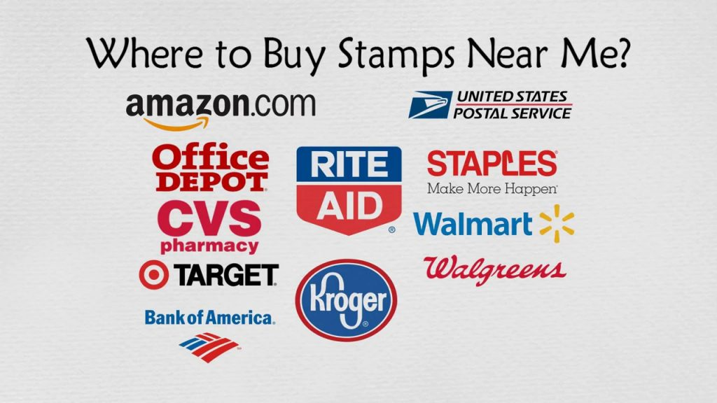 places to buy stamps