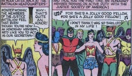 Minorías mainstreaming: figuras femeninas en el cómic norteamericano, pt. 1.