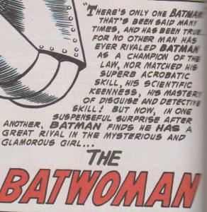 batwoman glamour