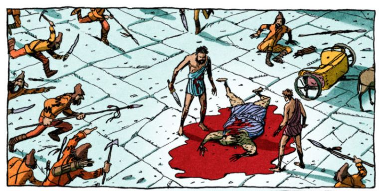 Los mejores cómics del 2015