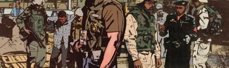 The Sheriff of Babylon: un noir sobre la guerra en el Medio Oriente