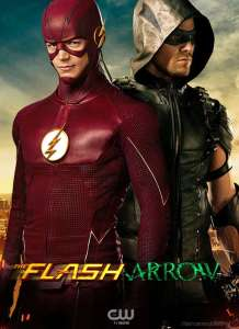 the_flash_and_green_arrow_cw_tv_poster_by_timetravel6000v2-d912mtd