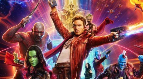 95 - Entre Paneles - Guardians of the Galaxy, Vol. 2