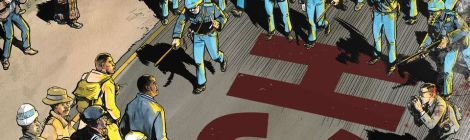 97 - Entre Paneles - March y la lucha por los derechos civiles, parte 2.