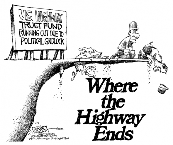 House Leader Cantor Plans to 'Clarify' USPS-Highway Fund