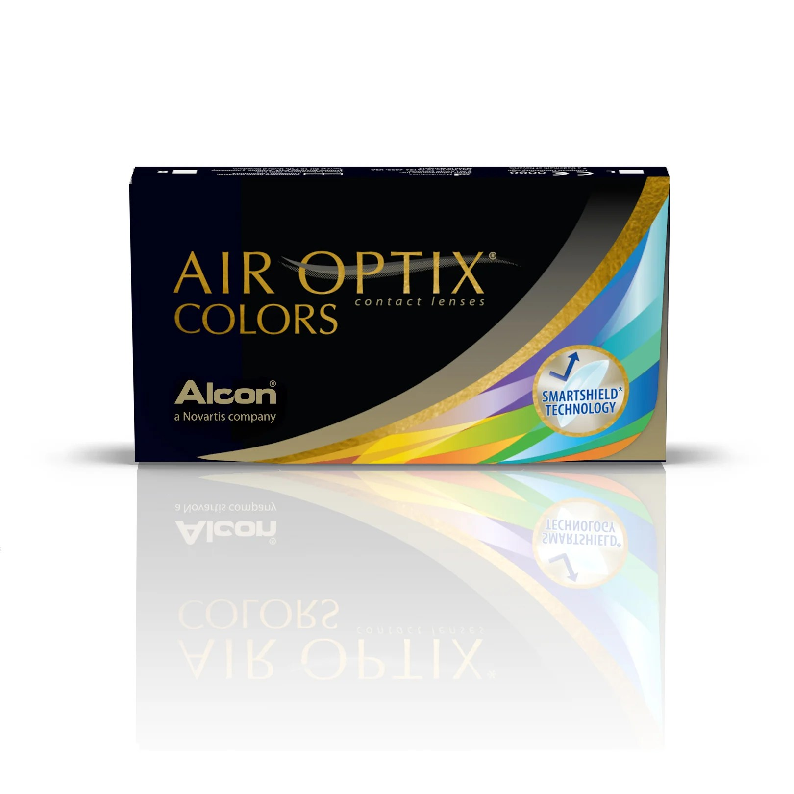 Air Optix Colors Contact Lenses only $83.00 or less.