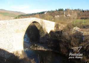 Jaca Puente San Miguel - Postales para Mamá