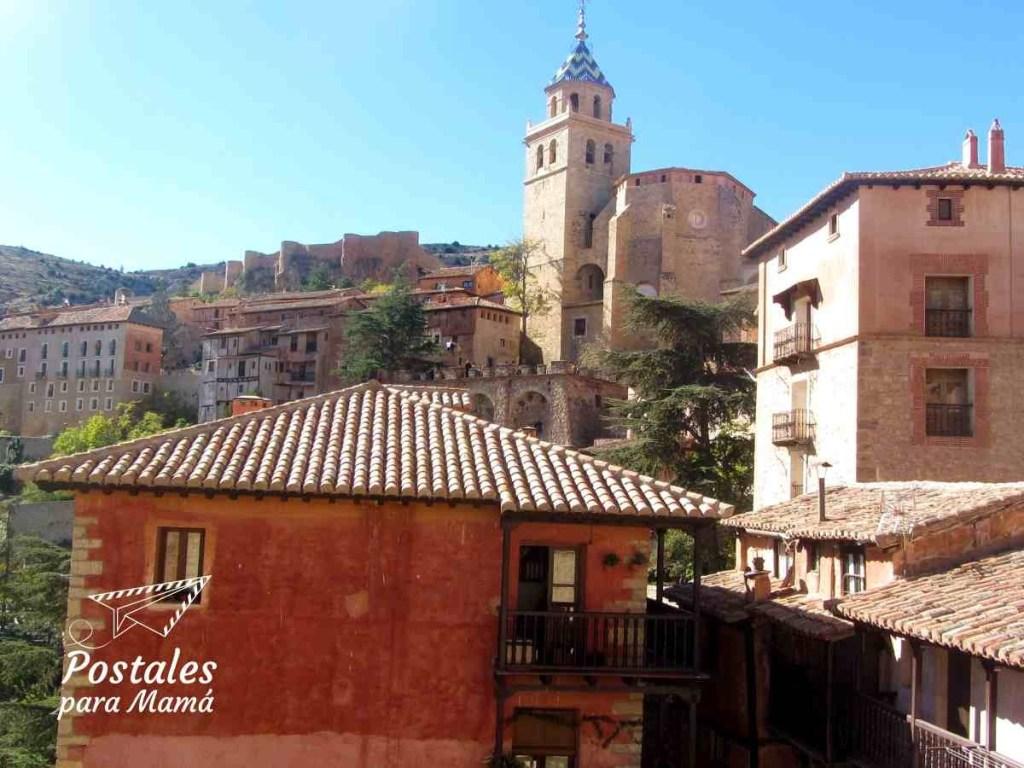 Albarracín Mirador - Postales para Mamá