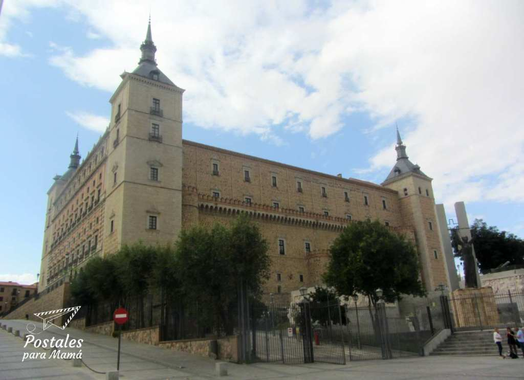 Toledo Alcázar - Postales para Mamá