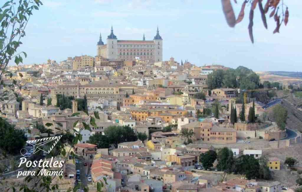 Toledo - Postales para Mamá