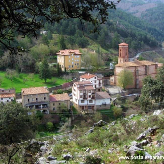 Cameros Rioja Viguera - Postales para Mamá