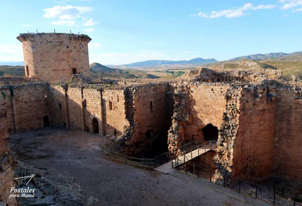 Mesones de Isuela castillo - Postales para Mamá